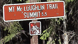 Mt. McLoughlin Trailhead